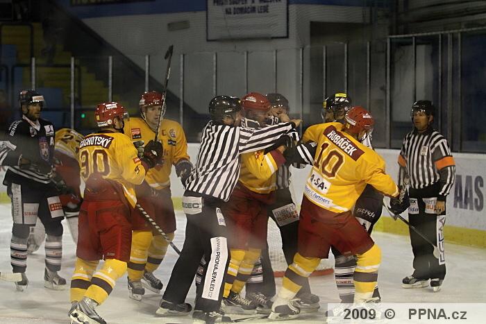 » další foto: HC Benátky nad Jizerou - HC Dukla Jihlava