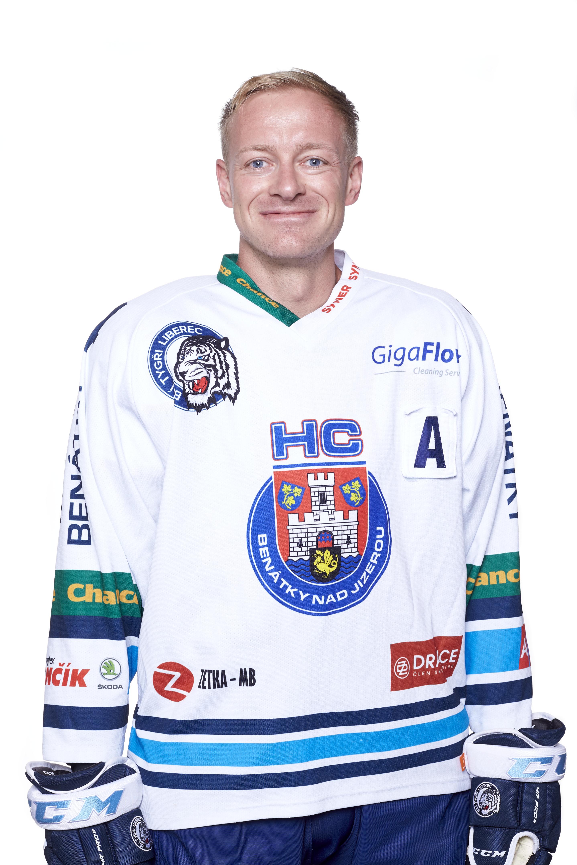 Daniel Špaček #24