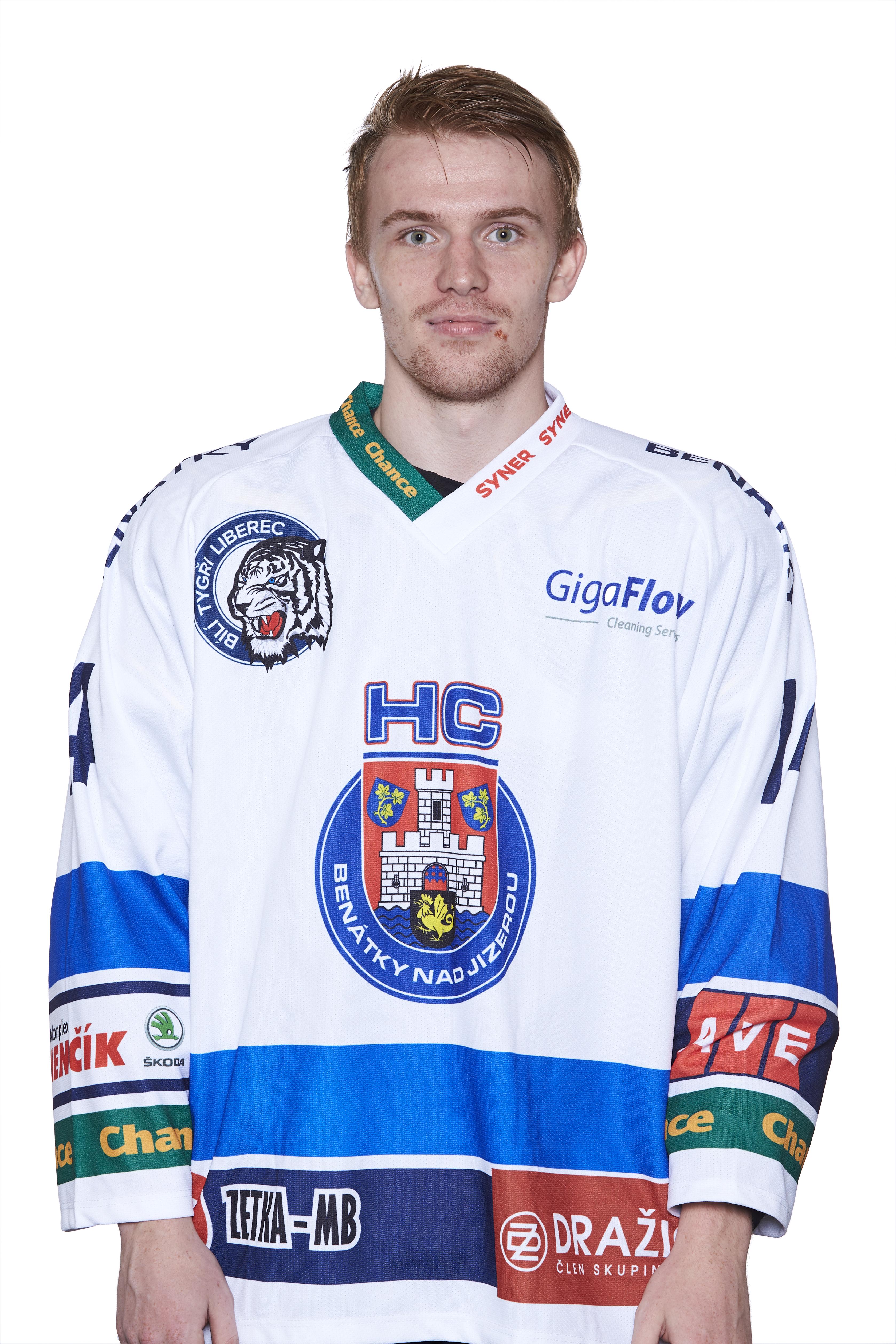 Jiří Průžek #18
