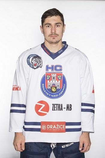 Zdeněk Král #19