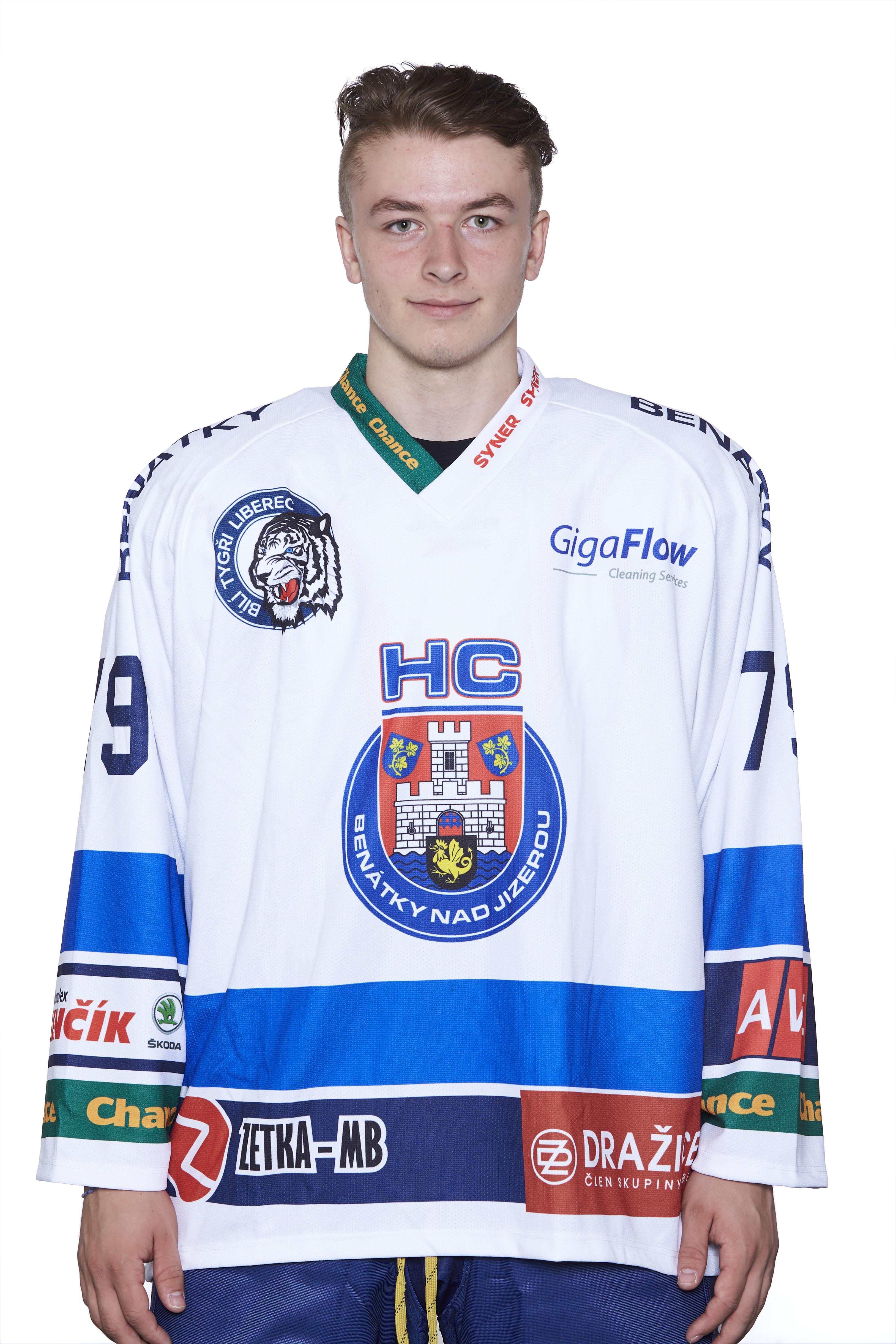 Petr Šafařovský #95