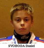 Daniel Svoboda #17